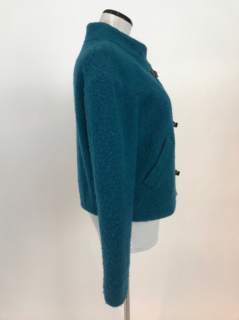 Anthropologie Clasped Pea Coat Image 1