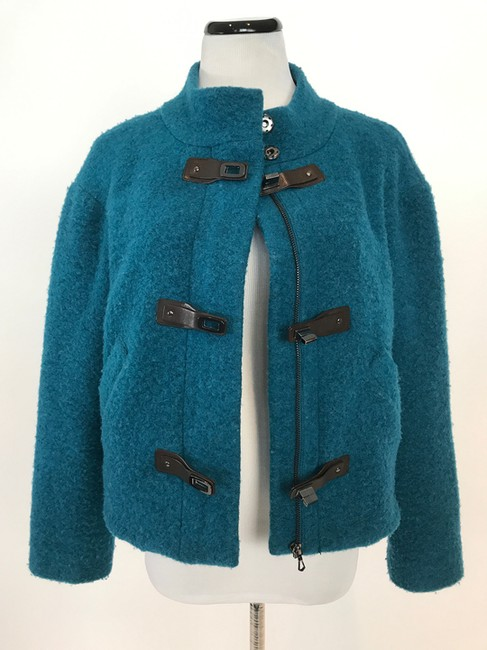 Anthropologie Clasped Pea Coat Image 4