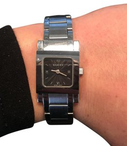 Gucci Gucci watch in stainless steel for women