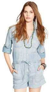Denim & Supply Long Sleeve Woven Dress