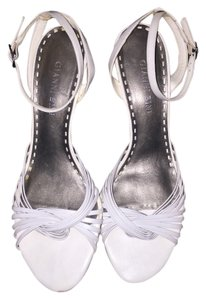 Gianni Bini White Sandals