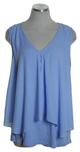 Bar III Top Blue