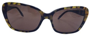 Tiffany & Co. Tiffany & Co Tortoise/ Black Austrian Crystal Flowers Sunglasses 4069