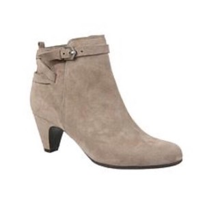 Sam Edelman Suede Ankle Taupe Boots