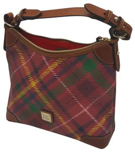 Dooney & Bourke & Hobo Leather Shoulder Bag