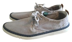 Timberland Oxford Casual Comfortable Organic Cotton beige Athletic