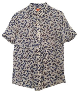 Joe Fresh Button Down Shirt multi