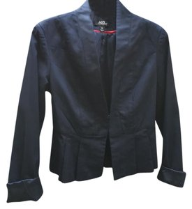 A.B.S. by Allen Schwartz Lightweight Lined Flattering navy Jacket