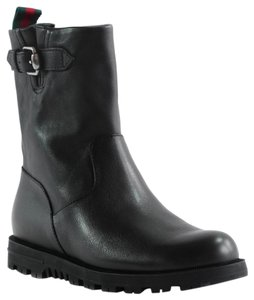 Gucci Women's Ankle Tradesy Black Boots