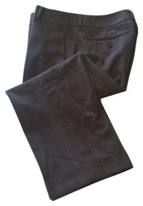 New York & Company Capris Brown