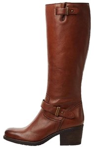 Clarks Cognac brown Boots