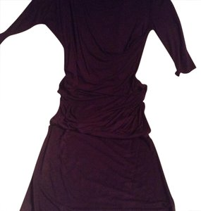 eggplant Maxi Dress by Vivienne Westwood