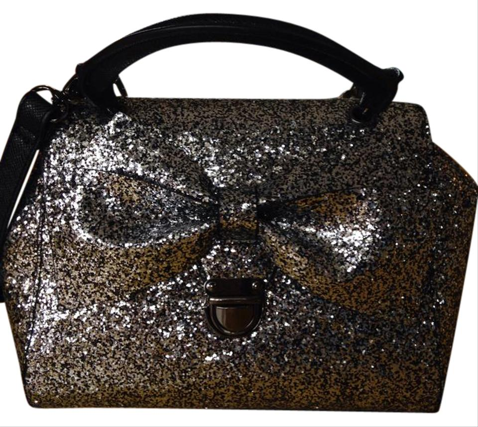 Apt 9 Glitter Handbag Sparkle Shoulder Bag