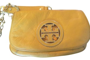 Tory Burch Chain Logo Cross Body Bag