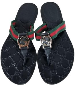 Gucci Nero Sandals