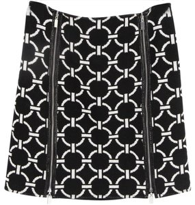 Other Skirt Black, White