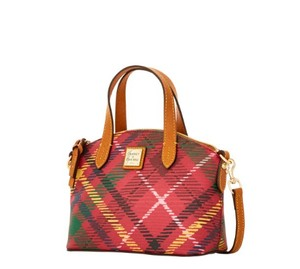 Dooney & Bourke & Leather/pvc Ruby Cross Body Bag
