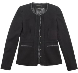 Elie Tahari Black Jacket