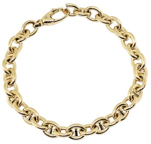Gucci Gucci 18K Yellow Gold Chain Bracelet