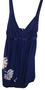 Miss Closet Top Midnight Blue