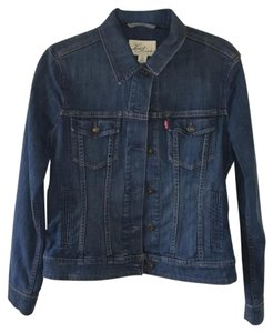Levi's night dune Womens Jean Jacket