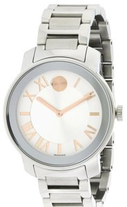Movado Movado Bold Stainless Steel Unisex Watch 3600196