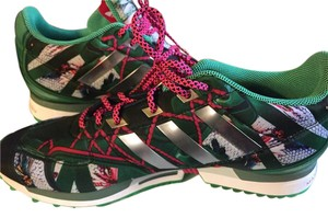 MARY KATRANTZOU Adidas Limited Edition green and pink Athletic
