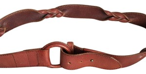 Linea Pelle Loop Through Leather Belt
