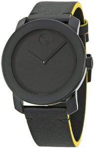 Movado Movado Bold Leather Men's Watch 3600352