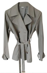 Michael Kors Trench Classic Gold Trench Coat