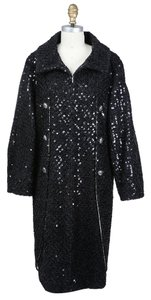 Chanel Boucle Sequin Coat
