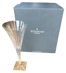 Waterford Crystal Goblets Set Of 10 Barware