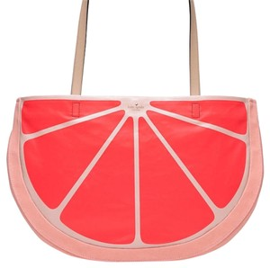 Kate Spade Tote in grapefruit