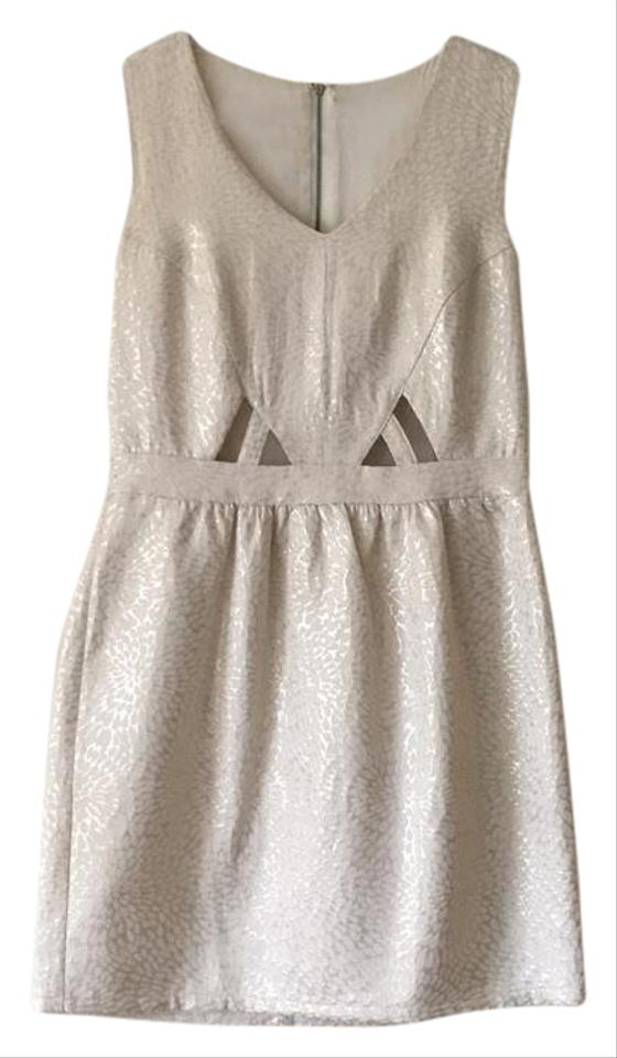 5d37ad6c4b80 H&M Classy Cut Out Short Cocktail Dress Size 4 (S) - Tradesy