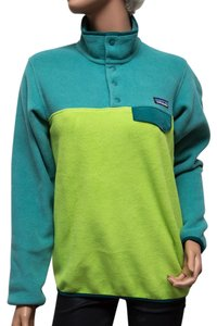 Patagonia 25455 Pps Peppergrass Green Nwt Sweater