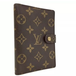 Louis Vuitton Louis Vuitton Monogram Agenda PM Notebook Cover