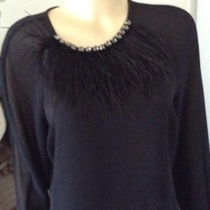 Vince Camuto Top Black.