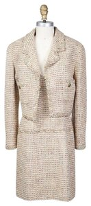 Chanel Multicolor Tweed Skirt Suit