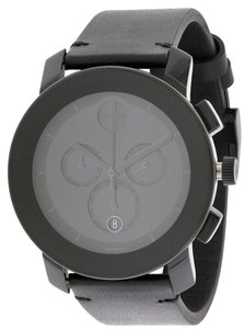 Movado Movado Bold Leather Chronograph Mens Watch 3600337