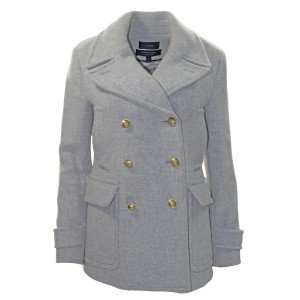 J.Crew Wool Pre-owned Pea Coat
