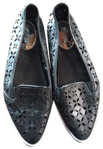 Michael Kors Cut-outs Black Flats