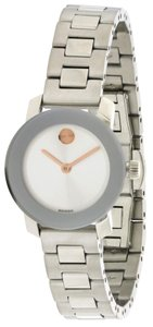 Movado Movado Bold Stainless Steel Ladies Watch 3600234