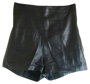 North Beach Leather Mini/Short Shorts