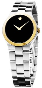 Movado Movado Stainless Steel Ladies Watch 0606560