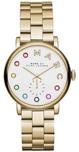 Marc Jacobs Marc by Marc Jacobs baker tone ladies watch gold