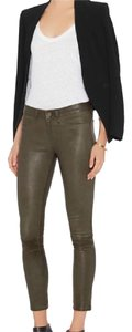 Rag & Bone Skinny Pants green