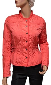Bogner Vegan Quilted Insulated Coral Jacket