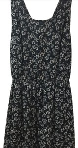 Divided by H&M short dress Blue/White on Tradesy