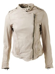 Muubaa Motorcycle Leather Biker Motorcycle Jacket