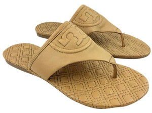 Tory Burch Blond Sandals